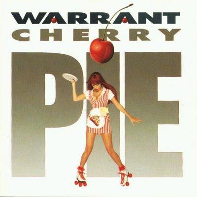 Warrant - Cherry Pie - Front