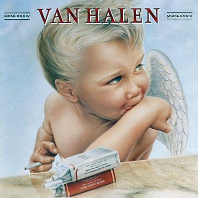 VAN HALEN IV