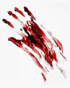 sangre-en-la-pared