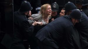 Sufragistas acoso policial
