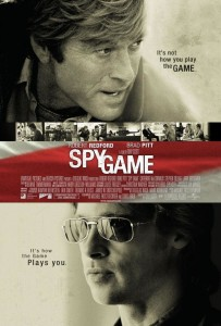 SPY GAME (JUEGO DE ESPIAS) CARTEL